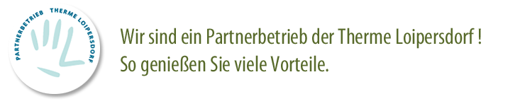 Partnerbetrieb der Therme Loipersdorf